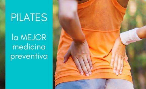 Pilates, La Mejor Medicina Preventiva